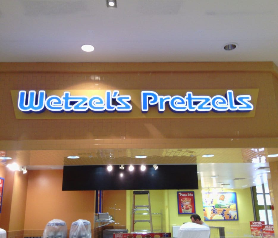 wetzels pretzels